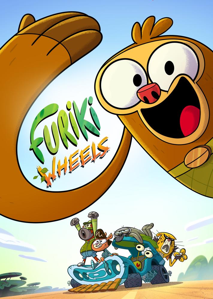 Furiki Wheels | Movie for Kids
